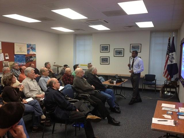 Avel Flight School Seminar on Meteorology and Flight Safety