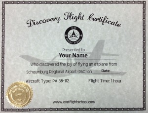Discovery-Flight-Certificat