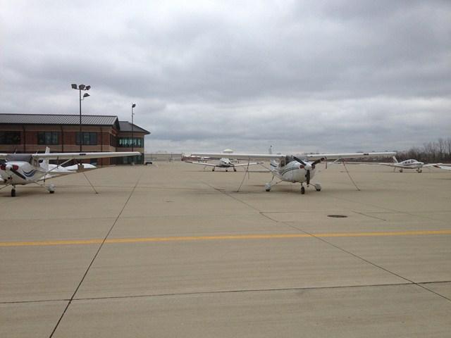 Avel Flight School at Schaumburg Regional Airport 15