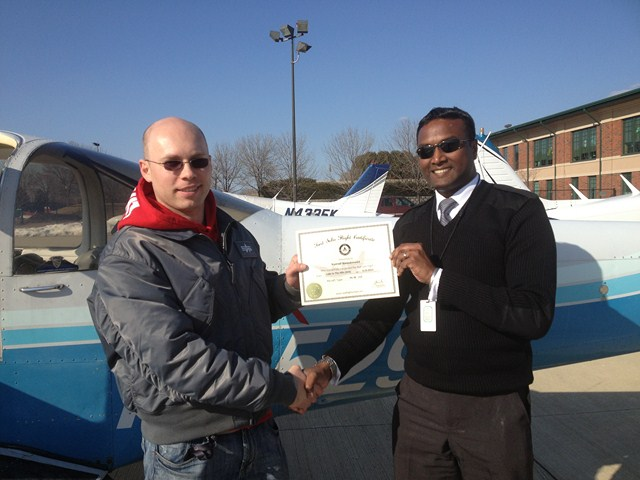Konrad-Avel-Flight-School-First-Solo-Flight-Certificate-1