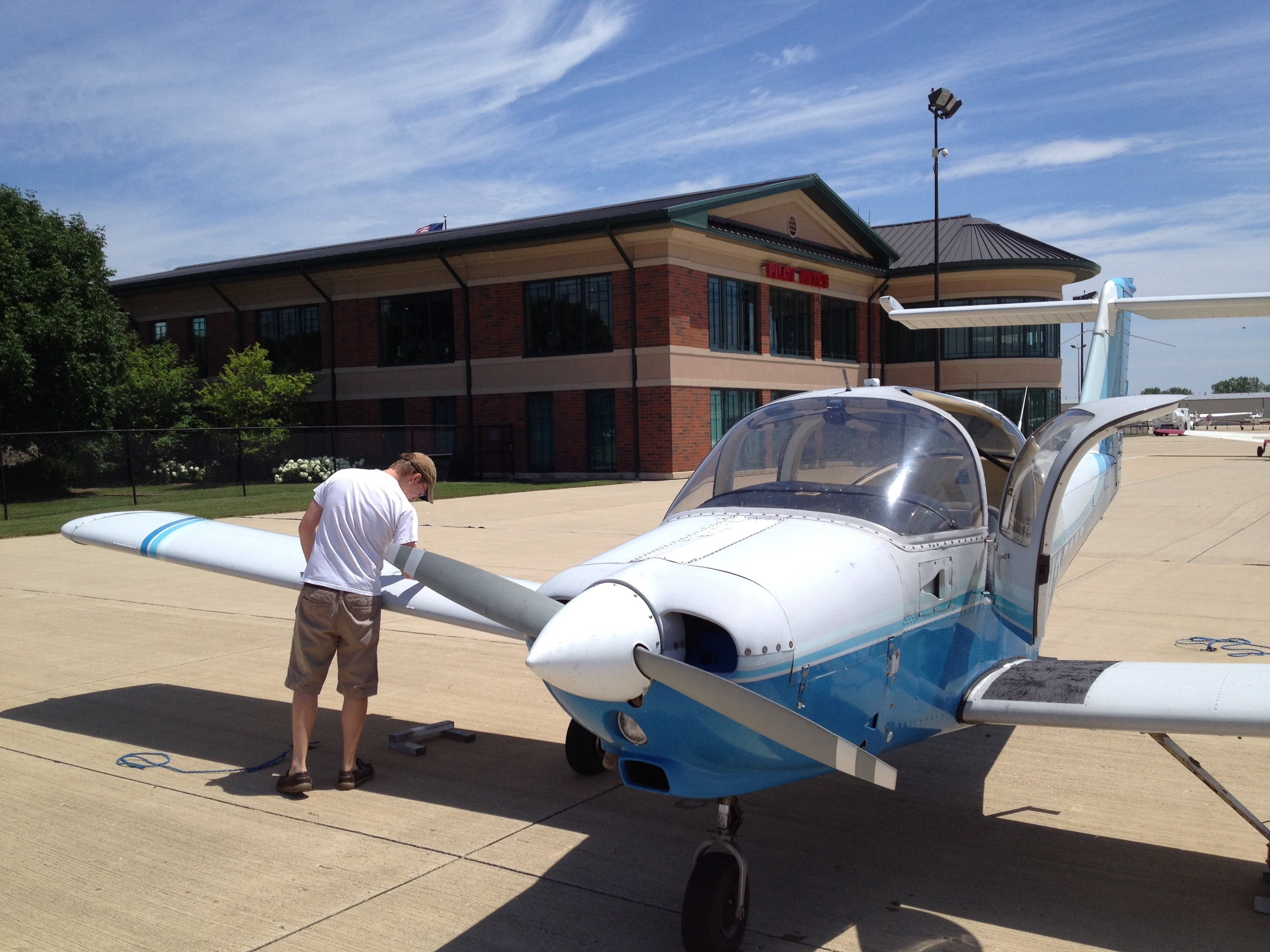 Avel Flight School Ready to fly Preflight-5