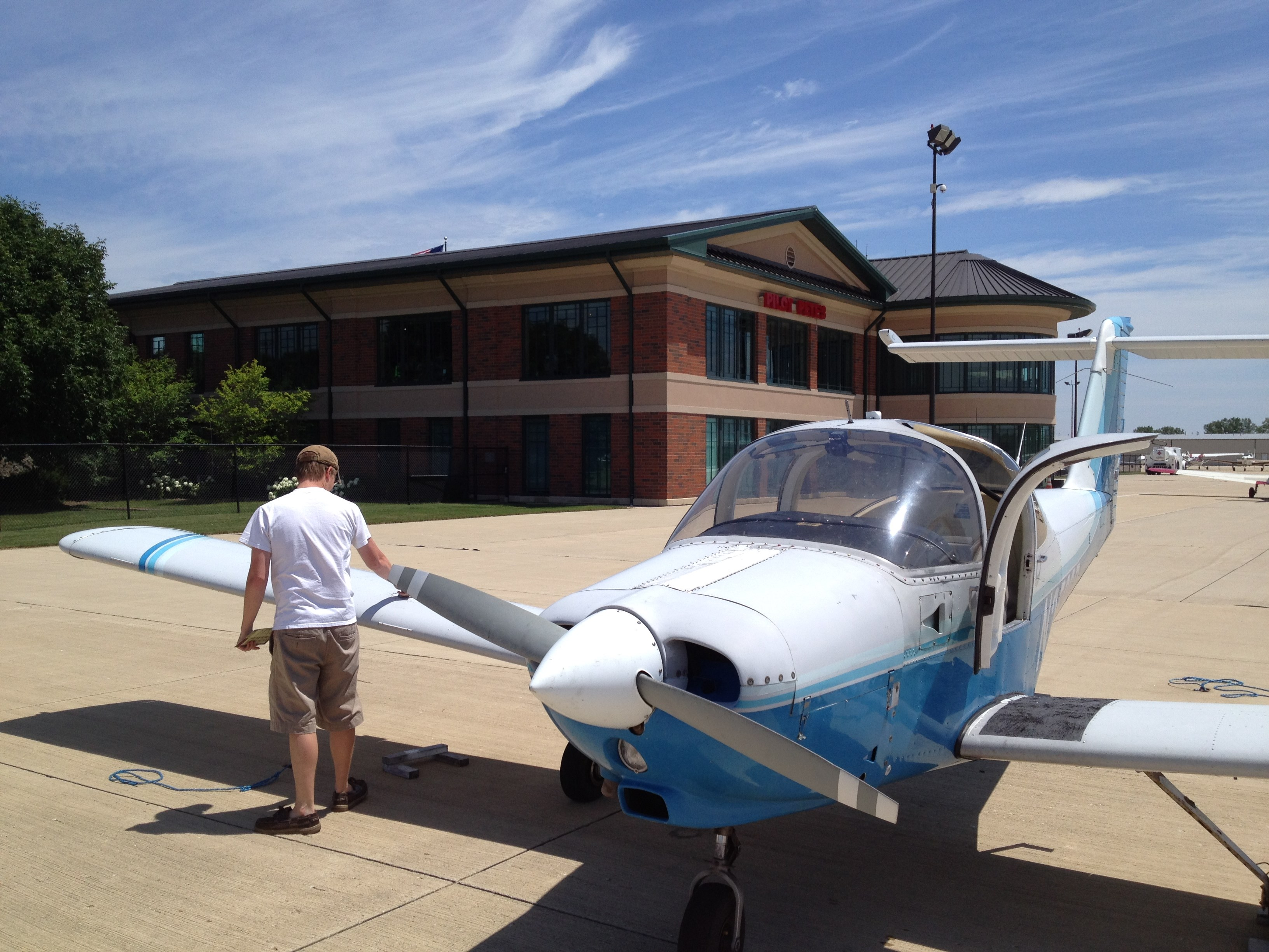 Avel Flight School Ready to fly Preflight-6