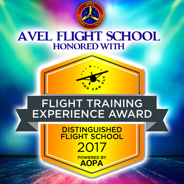 AOPA Flight Training Experience Award